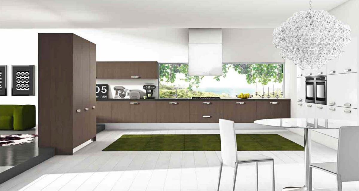 Cucine contemporanee trendy cucine prodotti - Mobilegno cucine ...