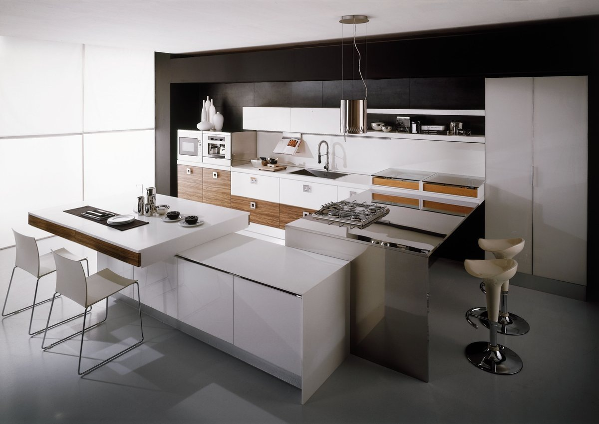 Stunning Cucine Moderne Italiane Pictures - acrylicgiftware.us ...
